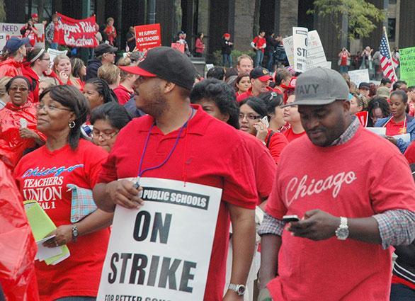 Chicago teachers