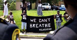 Cincinnati protest.