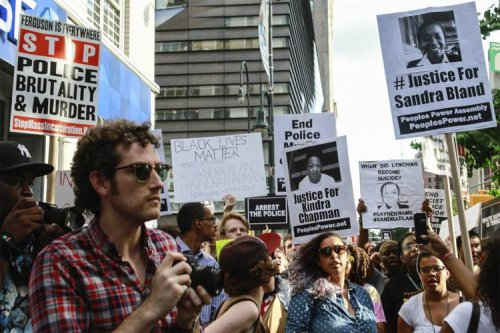Outrage over deaths of Black women in police custody.