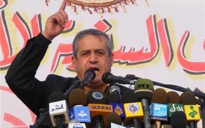 PFLP Gaza leader Jamil Mizher.