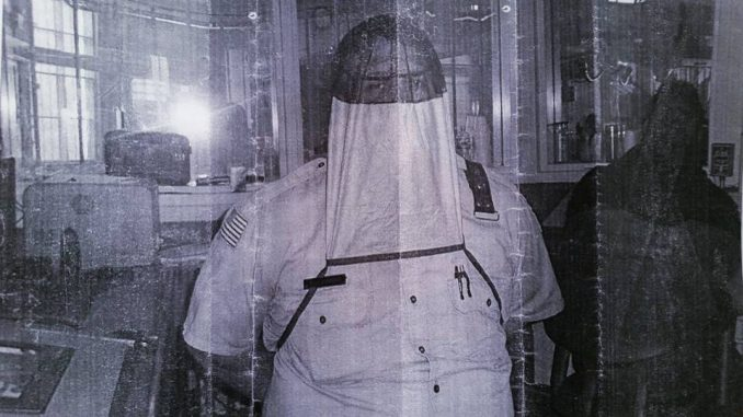 Torture hoods used in U.S. prisons