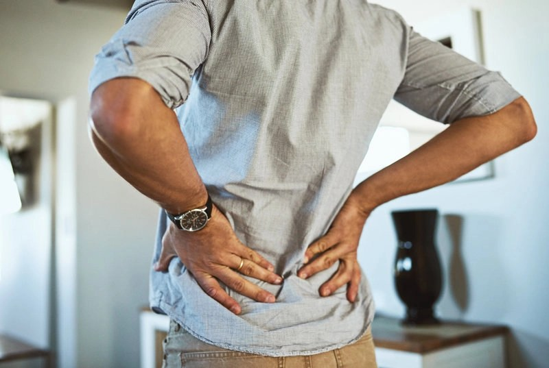 Portland workers comp attorney - Back Pain