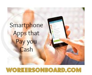 Smartphone apps that Pay
