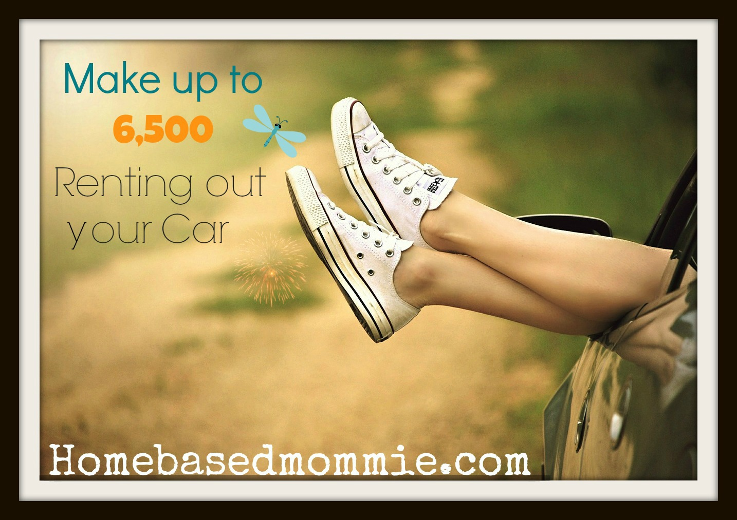 Make up to $6,500 Renting out your Car