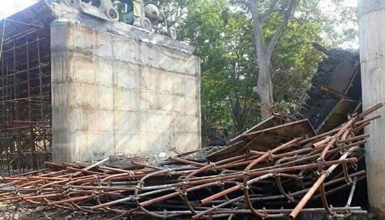 bridge collapse odisha