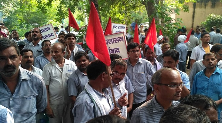 minimum wage labour workers unity
