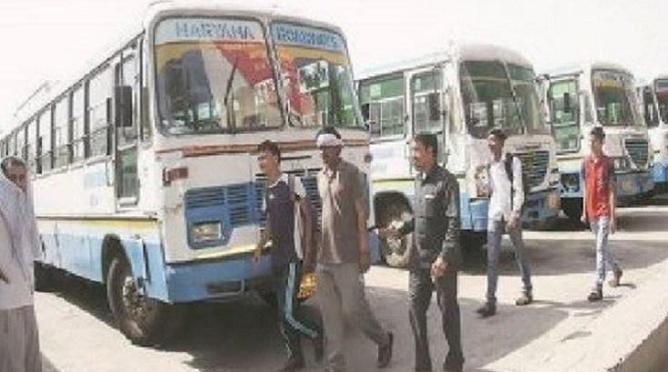 haryana roadways strike