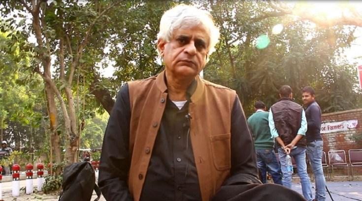p sainath interview with santosh kumar