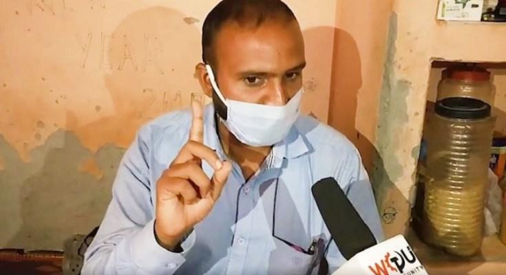 khushiram ex maruti worker and worker leader