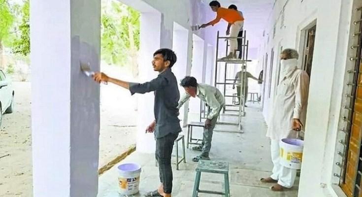 quarantined workers in sikar rajasthan