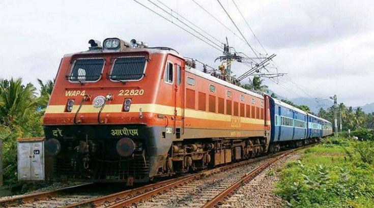 train indian railway