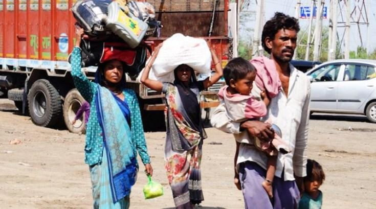 worker at bidisha bypass family