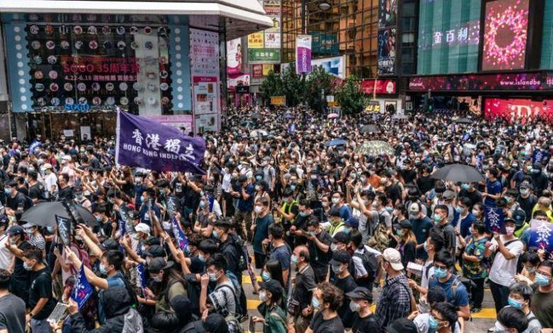Photo of दुनिया में कोरोना से लड़ाई, हांगकांग की जनता आजादी के लिए सडक़ों पर उतरी