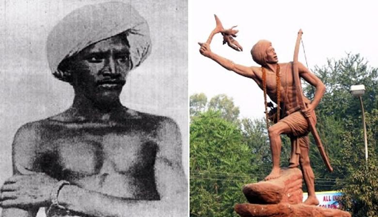 Photo of 'आदिवासियों के भगवान' ने खुद मैदान में उतरकर सिखाया कि गुलामी के खिलाफ लडऩा पड़ता है