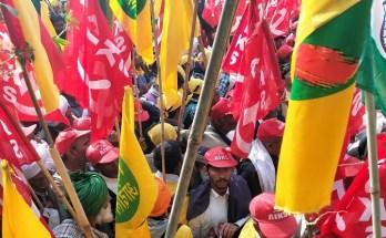 farmers rally kisan march delhi 2019