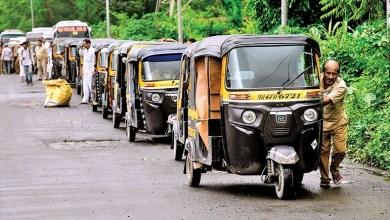 Photo of मुबंई ऑटो रिक्शा यूनियन ने मांगा 'कोरोना भत्ता', किराए में 2 रु. बढ़ाने की मांग