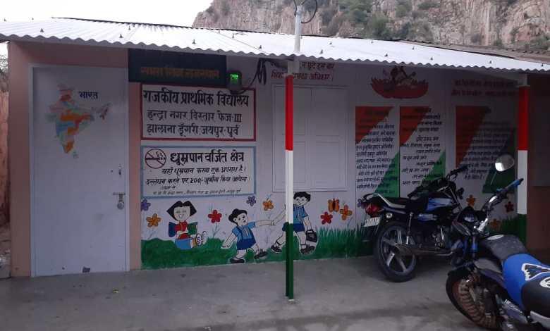 Photo of जयपुर की मज़दूर बस्ती, बेहतर ज़िंदगी का सपना यहां आकर ख़त्म होता है