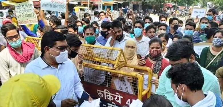Photo of प्रधानमंत्री मोदी के जन्मदिन पर बेरोजगारों का 'हल्ला बोल', प्रदर्शनों के तेवर से सकते में सरकार