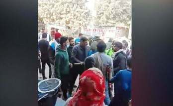 kundali workers protest