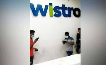 wistron banglore iPhones maker