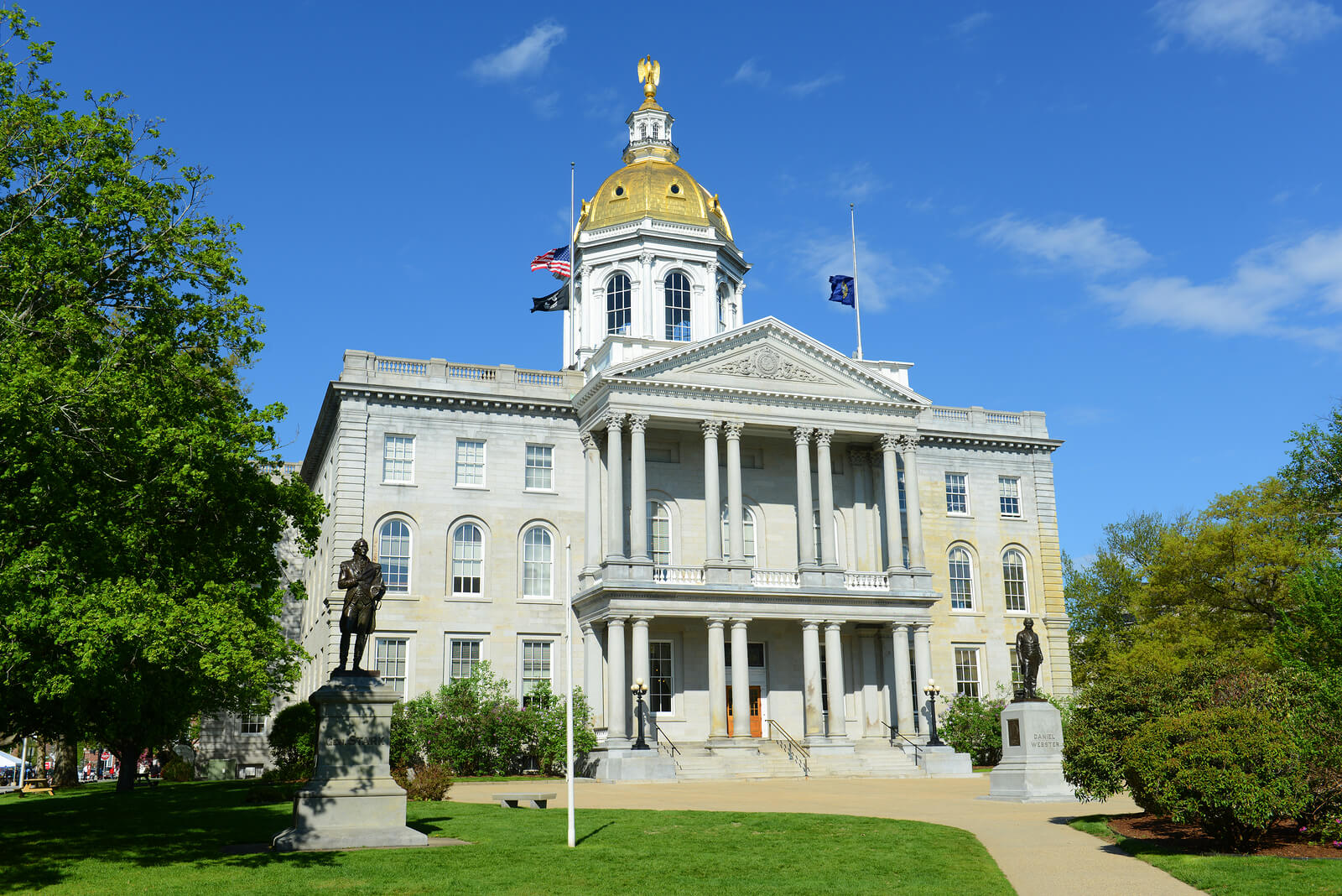 New Hampshire Becomes Second State With Right To Request