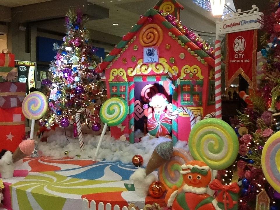 Games Decoration House Xmas