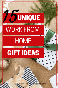 Unique Work From Home Gift Guide