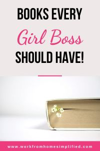 Girl Boss Books
