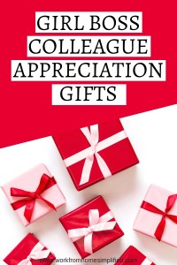 Colleague Appreciation Gift Ideas