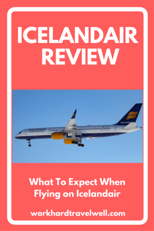 What to expect on an Icelandair flight.