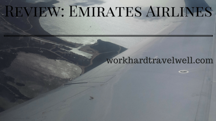 An Emirates Airline Review