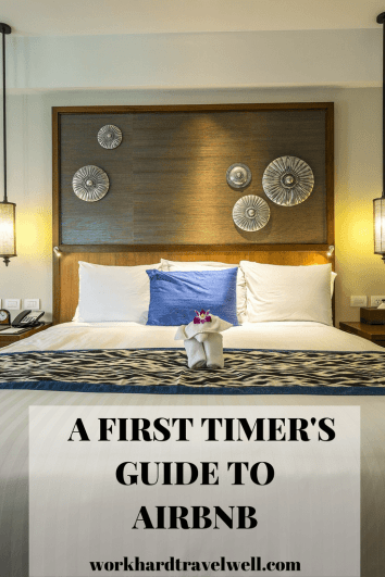 A quick guide to how to use Airbnb for the first time!