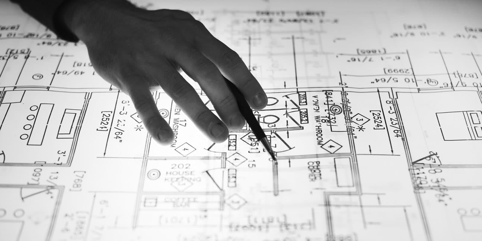 Construction company app development