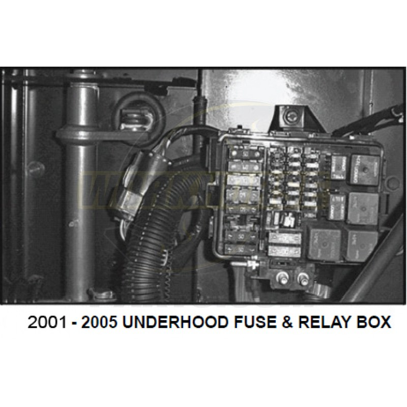 2003 Workhorse Chassis Fuse Box Diagram