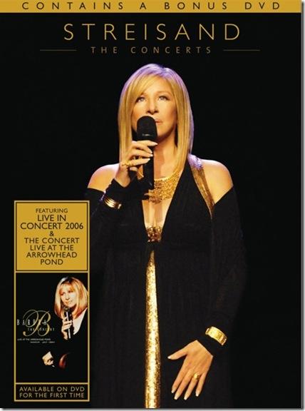 Barbra Streisand 2006