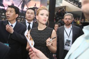 "Marvel's ""Captain America: The Winter Soldier"" Beijing Fan Event"