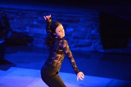 Fanny Ara in 'Forever Flamenco!'(Courtesy of Optimage Photography)