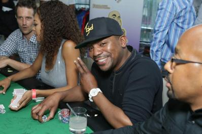 Mekhi Phifer at the GBK Pre-ESPY Award Lounge 2013