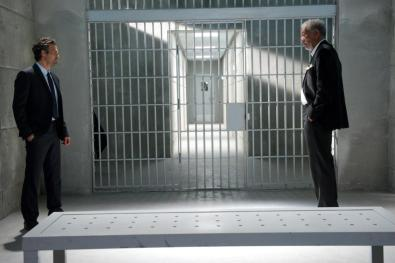 Behind Bars in 'Now You See Me' (2013)