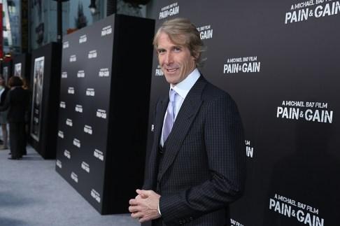 Director Michael Bay