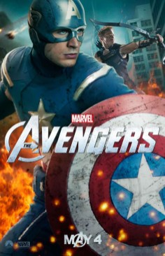 the-avengers-2012-captain-america-poster