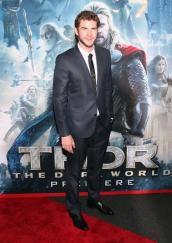 "Marvel's' ""Thor: The Dark World"" Premiere - Red Carpet"