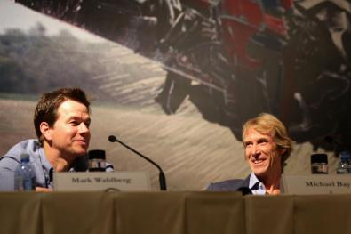 "Press Conference And Photo Call For ""Transformers: Age Of Extinction"""