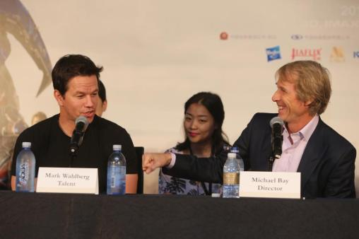 """""""Transformers"""" Press Conference"""