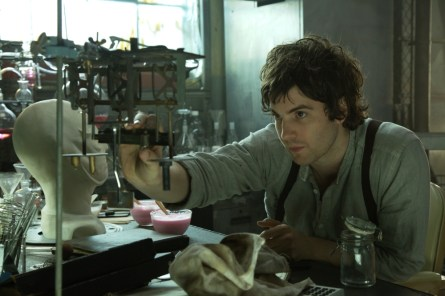 Jim Sturgess in 'Upside Down'.