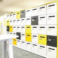Storage Wall Lockers   Working Environments