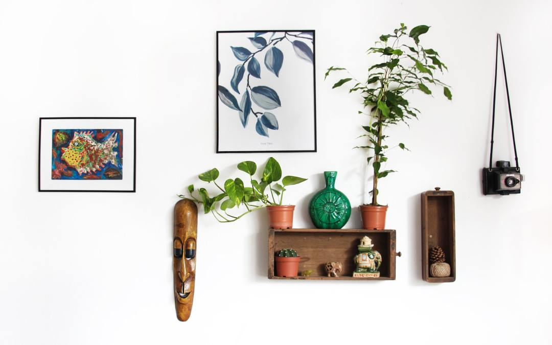 How to Use Canvas Prints to Liven Up Your Walls