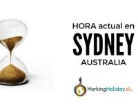 Hora Actual en Sydney – Australia