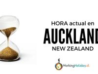 Hora Actual en Auckland – Nueva Zelandia