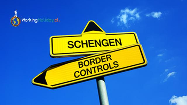 working holiday zona schengen visa
